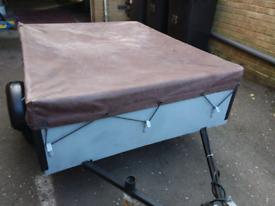 Car trailer 5x4ft