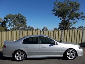 **2005 XR6 Ford Falcon Sedan**priced to sell Newcastle Newcastle Area Preview