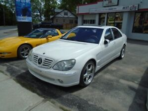 2004 Mercedes SL500 Sedan (K55) With Lorinser Package