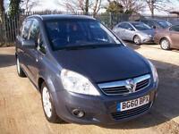 Vauxhall/Opel Zafira 1.7 TURBO DIESEL CDTi 16v ecoFLEX Elite 7-SEATER