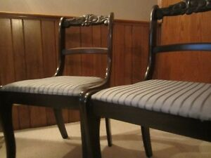 2 Antique Chairs for Sale Kitchener / Waterloo Kitchener Area image 2