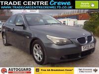 2005 05 BMW 5 SERIES 2.5 525D SE 4D DIESEL MANUAL - CAR FINANCE FROM £25 P/WK