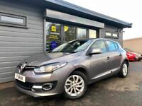 2014 Renault Megane 1.5dCi ( 110bhp ) ENERGY ( s/s ) 2014MY Dynamique Tom Tom