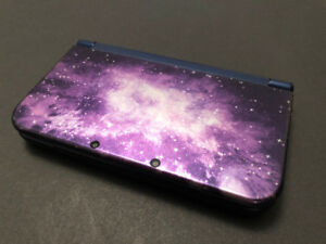 Nintendo 3DS XL Galaxy Edition (w/ charger)