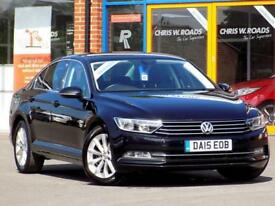 2015 15 VOLKSWAGEN PASSAT 2.0 TDI SE BUSINESS TDI BLUEMOTION TECHNOLOGY 4DR (150