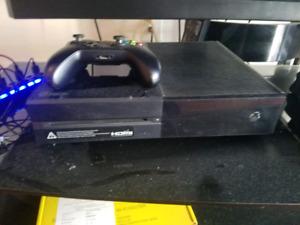 Xbox one , 15 jeux , disponibilité 2 manettes possible