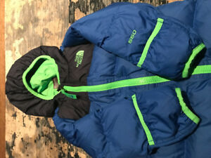 Boys 12 - 24 month North Face Lil Snuggler winter snowsuit