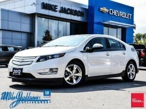 2012 Chevrolet Volt Base  - Certified - Remote Start
