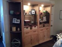 *GORGEOUS*- 4 Piece Wall Unit by-Hooker