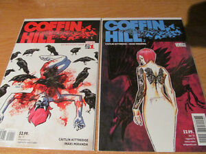 Coffin Hill Completed Series Issues #1-20 Witches