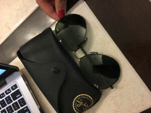 Ray-Ban Aviator Sunglasses Classic