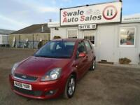 2008 FORD FIESTA ZETEC CLIMATE 1.2L - 52,700 MILES - FULL SERVICE HISTORY