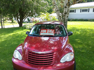 2008 PT Cruiser for Sale.....AS IS