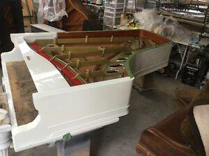 Piano à Queue Heintzman