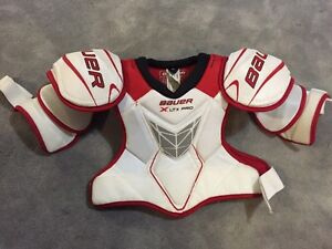 Hockey gear - Bauer X LTX Pro chest protector