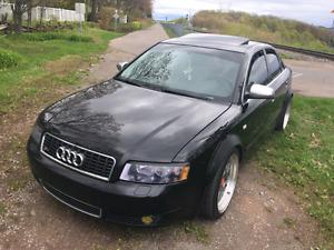 Audi  a4/s4 awd manuelle  v8.   5700$