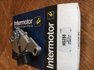 Standard Intermotor Products NS288 Neutral/Backup Switch