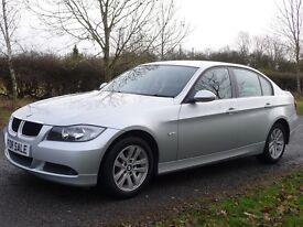 BMW 318 318i SE (silver) 2008
