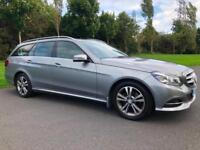2014 Mercedes-Benz ** 7 SEATER ** E220 CDI SE AVANTGUARD ESTATE 7 SPEED AUTO