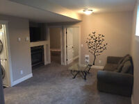 2 Bedroom legal basement suite available immediately