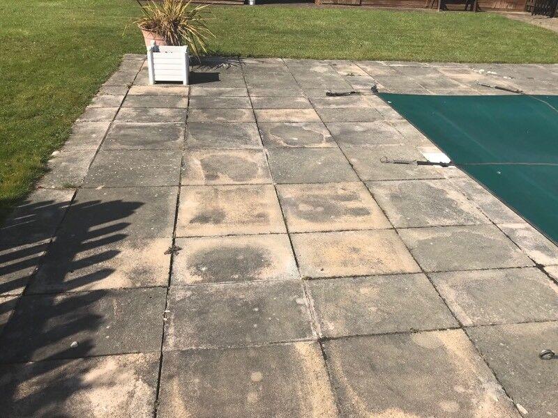 Free 600x600 concrete patio slabs location Havant   in ...
