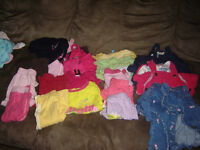girls 6-12 month