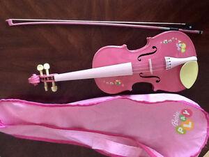 1/2 Violin - pink Barbie