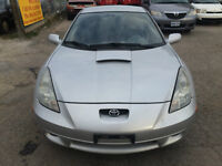 2001 Toyota Celica GT Coupe need NEW ENGINE