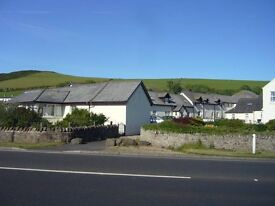 Double room to rent in seaside farm conversion complex.