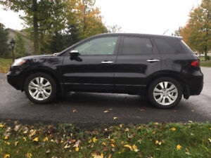 2012 Acura RDX with Tech Package, Turbo, Nav