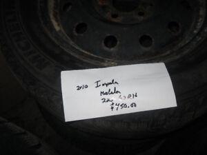 impala winter tires