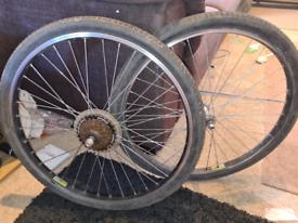 24inch wheel set