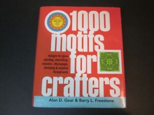 1000 MOTIFS FOR CRAFTERS