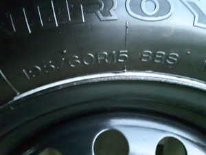 Winter tires 195- 60R15