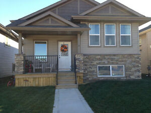 Main floor house for rent in Penhold for June 15th or sooner