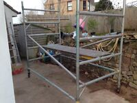 Youngman Boss scaffold tower