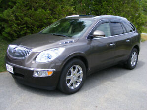2008-Buick Enclave CXL, Immaculate condition, 121,000km