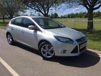 Ford Focus 1.6TDCi ( 105ps ) ECOnetic 2013 Zetec