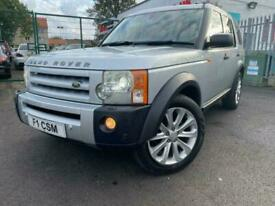 image for 2008 Land Rover Discovery 2.7 3 TDV6 HSE 5d 188 BHP Estate Diesel Automatic