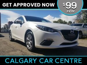 2014 Mazda3 $99B/W TEXT US FOR EASY FINANCING! 587-582-2859