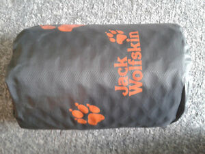 New dog camping inflatable pad.