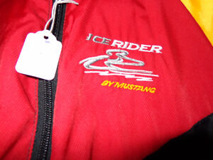 Mustang Ice Riders in youth large-   recycledgear.ca Kawartha Lakes Peterborough Area image 2