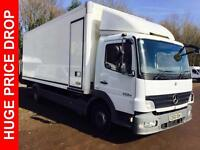 2010 Mercedes-Benz Atego 1224LNR HUGE Distribution Trim Day Cab Package Diesel w