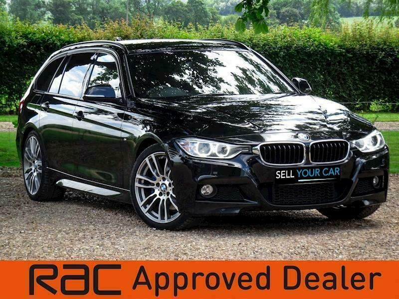 Bmw 3 Series 320d M Sport Touring Estate 2 0 Automatic Diesel In Buntingford Hertfordshire Gumtree
