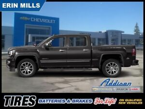 2016 GMC Sierra 1500 Denali  CREW CAB NAVI SUNROOF LOADED