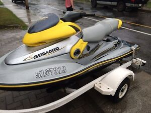 See doo XP 1000cc *Mint with trailer Gatineau Ottawa / Gatineau Area image 1