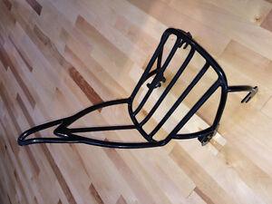 Softail detachable solo rack