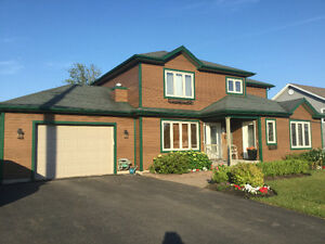 In-Law Suite home for sale in Dieppe