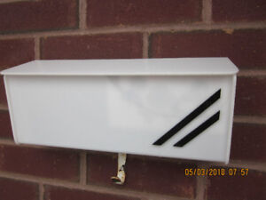 recherche une boite aux lettres