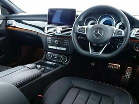 2016 Mercedes-Benz CLS 2.1 CLS220d AMG Line 4dr (start/stop)